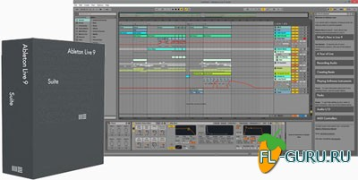 Ableton Live Suite 9.6 Win x86/x64