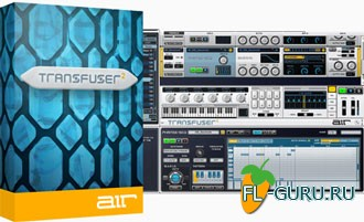 AIR Music Tech Transfuser 2.0.7 x86/x64
