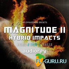 Audiority Magnitude II Hybrid Impacts (for SPECTRASONiCS OMNiSPHERE 2)