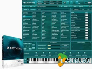 Native Instruments Absynth 5 VST.RTAS.AAX v5.2.1.Update x86/x64