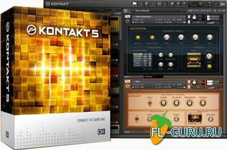 Native Instruments Kontakt 5.5.2 x86/x64 Full