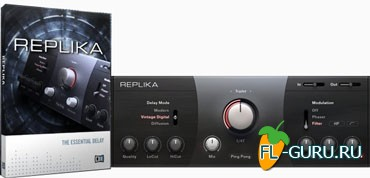 Native Instruments Replika 1.3.0 Win.MacOSX