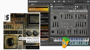 Samplephonics Nevo Analogue Machines