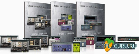 Yamaha Vintage Plugin Collection VST v1.0 CE x64