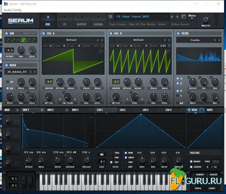 Xfer Records - Serum 1.07b4