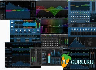 DMG Audio Plugin Bundle VST.VST3.RTAS.AAX v2.24.2016 x86/x64