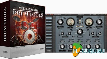 Nomad Factory Drum Tools v1.0.0 Win.MacOSX