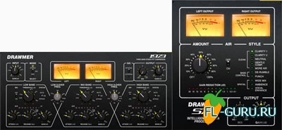 Softube Drawmer S73 and Drawmer 1973 VST.AAX x86/x64