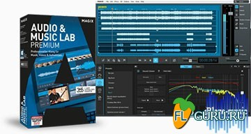MAGIX Audio & Music Lab 2017 Premium 22.0.1.22