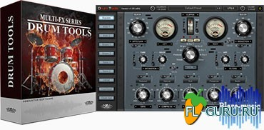 Nomad Factory Drum Tools v1.0.1 Win.MacOSX