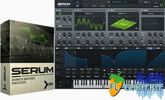 Xfer Records Serum VST.AAX v1.10.b1 UPDATE Win.Mac x86/x64