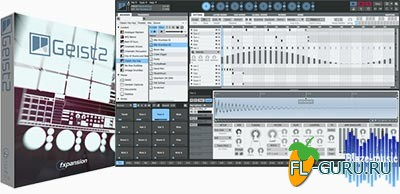 FXpansion Geist 2 VST AU v2.0.6.5 WiN OSX x86/x64(плюс Factory Content)