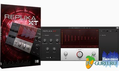 Native Instruments Replika XT VST.AAX v1.0.3 x86/x64