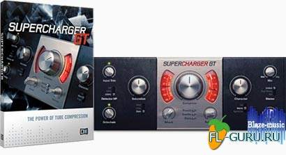 Native Instruments Supercharger GT VST.AAX v1.3.1 x86/x64