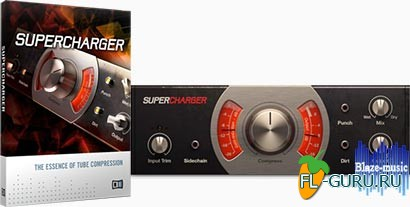 Native Instruments Supercharger VST.AAX v1.3.1 x86/x64