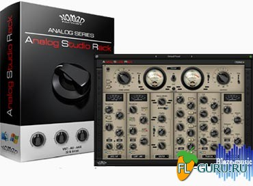 Nomad Factory Analog Studio Rack VST.AAX v1.0.1 x86/x64