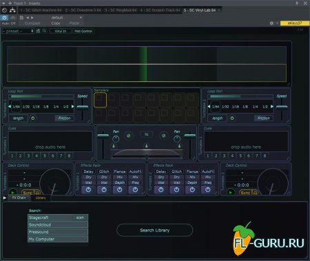StageCraft - Plug-ins Bundle