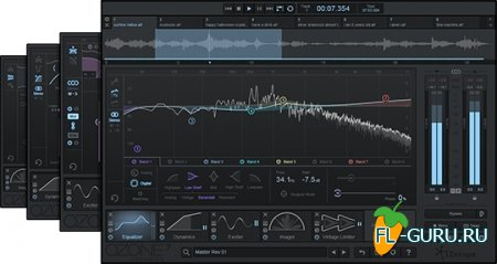 iZotope - Ozone Advanced 7.0.1