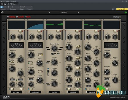 Nomad Factory - Analog Studio Rack 1.0.2