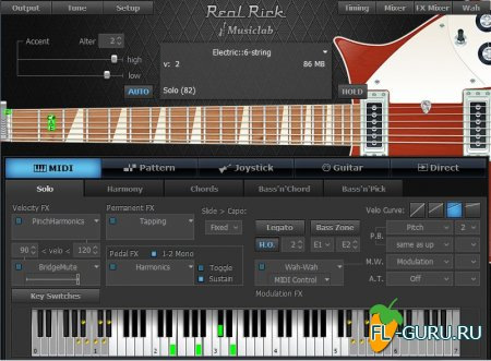 MusicLab - RealRick 4.0.0.7250