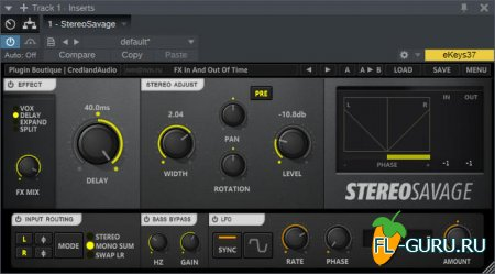 Credland Audio - Stereo Savage 1.2.0