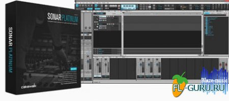Cakewalk SONAR Platinum 22.7.0 Build 41 x86/x64