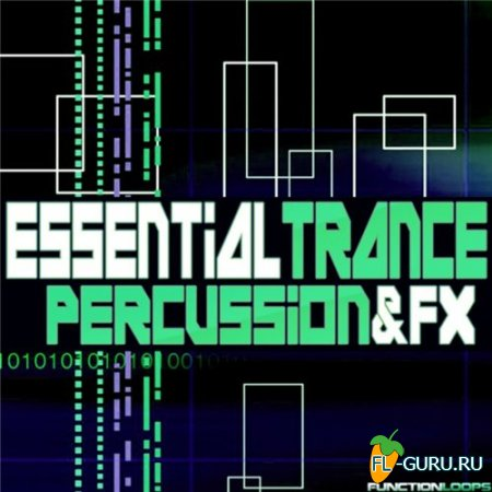 Essential Trance Percussion and FX