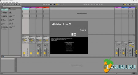 Ableton - Live Suite 9.6.2