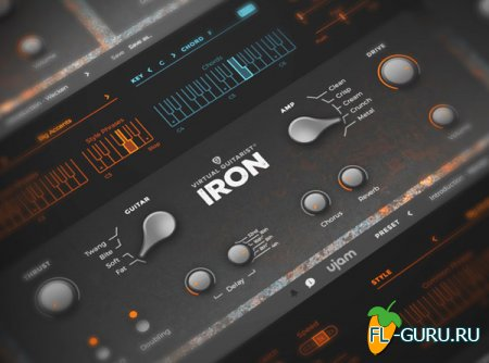UJAM - Virtual Guitarist IRON 1.0.1