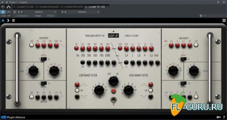 Plugin Alliance - Lindell 100 Bundle 1.1.0