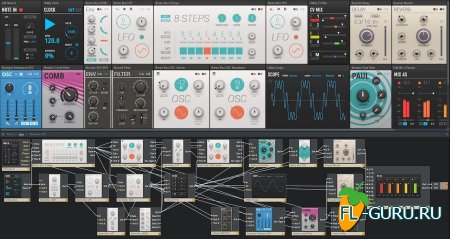 Native Instruments - Reaktor 6.0.4 (2016)