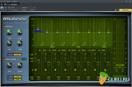 ML8000 Advanced Limiter 6.3.0.5