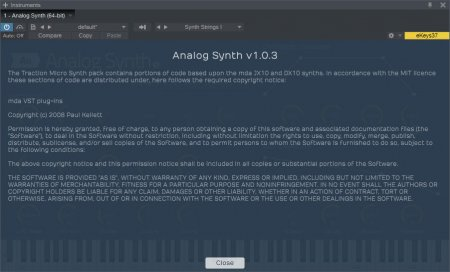 Micro Synth Pack 1.0.3