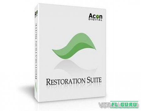 Acon Digital - Restoration Suite 1.8.1 VST, VST3, AAX, AU WIN.OSX x86 x64 - набор плагинов