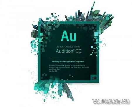 Adobe - Audition CC 2017 10.1.0.174 x64 [04.2017, MULTILANG -RUS] - аудиоредактор