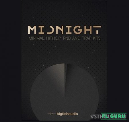 Big Fish Audio - Midnight Minimal Hip Hop, RnB and Trap Kits (KONTAKT) - сэмплы hip hop kontakt