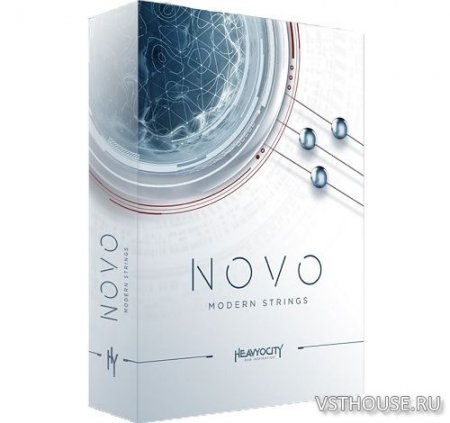 Heavyocity - NOVO Modern Strings Evolved Edition (KONTAKT) - сэмплы струнных kontakt