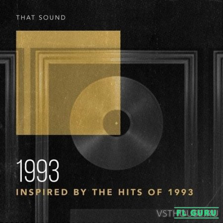I Want That Sound - 1993 DRUMS (EXS24, MASCHINE, REFILL, KONTAKT, BATTERY, ADG, WAV) - сэмплы ударных