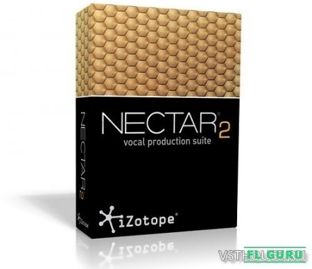 iZotope - Nectar 2.04 Production Suite VST, VST3, RTAS, AAX x86 x64 - плагин для обработки вокала