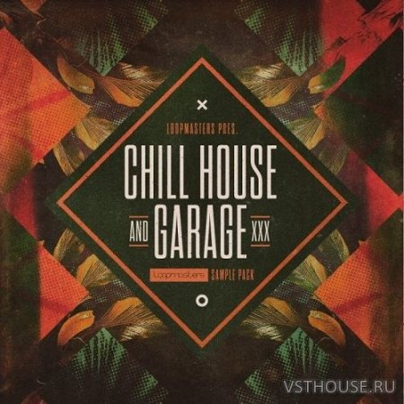 Loopmasters - Chill House and Garage (MIDI, REX2, WAV) - сэмплы garage