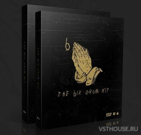 The Producers Choice - THE 6IX Drum Kit (WAV) - сэмплы ударных