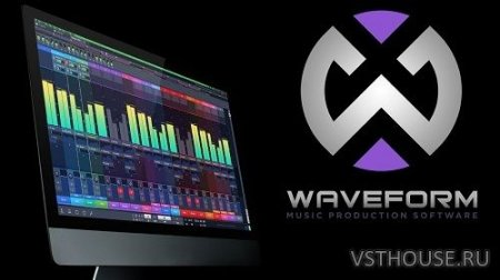 Tracktion Software - Waveform 8 8.0.20 x86 x64 - секвенсор