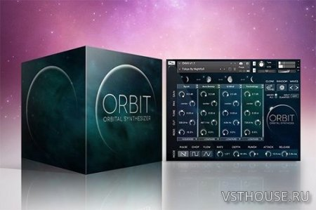 Wide Blue Sound - Orbit V.1.3 (KONTAKT) - атмосферные звуки kontakt