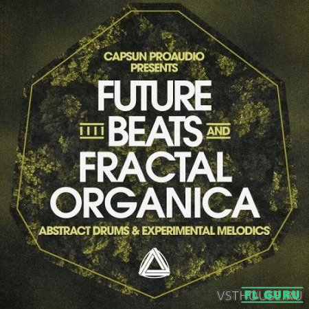 CAPSUN.ProAudio - Future Beats and Fractal Organica (REX2, WAV) - сэмплы hip hop