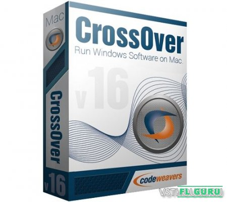 CrossOver for Mac 16.2 - программа для запуска Windows приложений на MAC