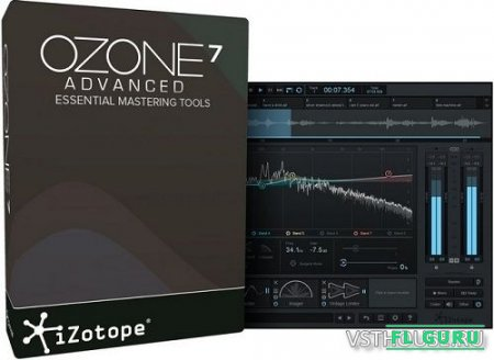 iZotope - Ozone 7 Advanced 7.01, Insight 1.05 VST, VST3, RTAS, AAX x86 x64 - плагин для мастеринга