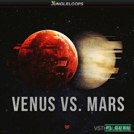 Jungle Loops - Venus vs Mars (WAV, MiDi) - сэмплы hip hop
