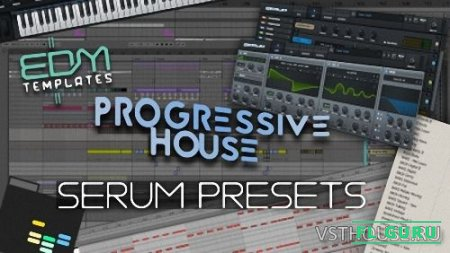 Presets Collection For Xfer Records Serum v.4 (SYNTH PRESET) - сборник пресетов для Serum