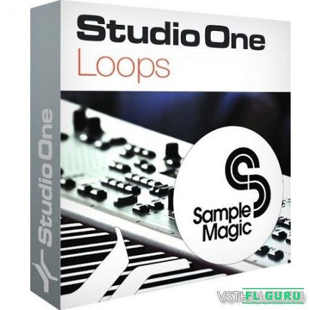 Presonus - Sample Magic - Studio One Loops (.soundset) - сэмплы studio one