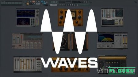Waves - Complete 2017.04.19 VST, VST3, AAX x86 x64 (NO INSTALL, SymLink Installer) - набор плагинов